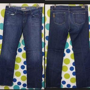 Paige Laurel Canyon Size 33 Jeans